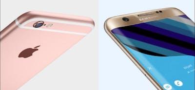 Apple vs. Samsung - historyczne porównanie