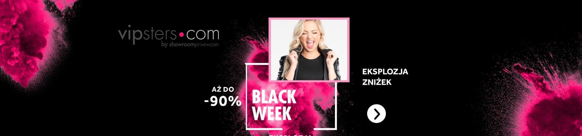 Black Friday w Vipster (do -90%)