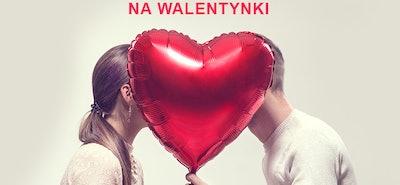 Walentynkowe kody rabatowe (nie tylko) dla zakochanych