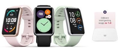 Waga Huawei za 1 zł do smartwatcha Huawei Watch Fit