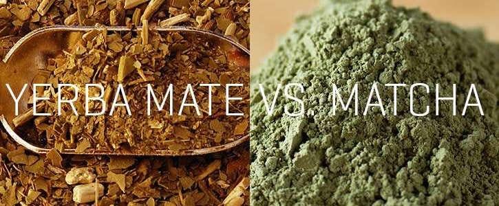 Yerba mate kontra matcha – porównanie herbat