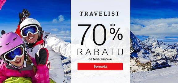 Travelist ferie 2020