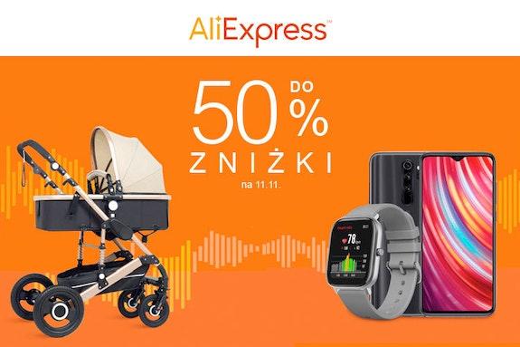 Czas na kupony Aliexpress! Wyprzedaż roku coraz bliżej