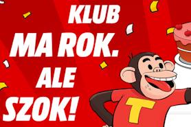 Rok Klubu Media Markt! 50 zł rabatu na przywitanie
