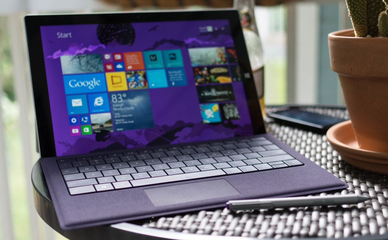 Surface Book kontra MacBook – porównanie