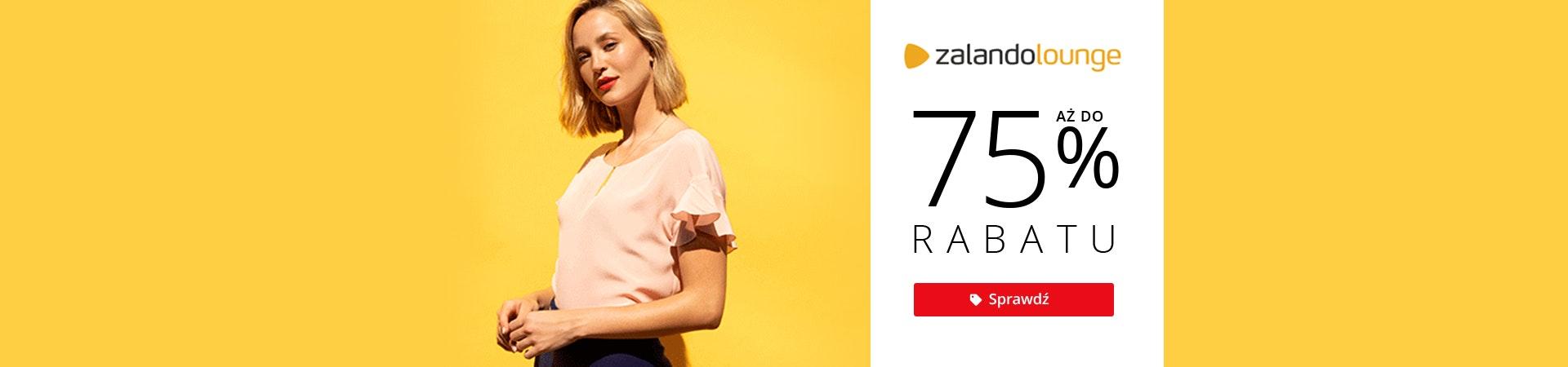 Zalando Lounge -75% na najlepsze marki