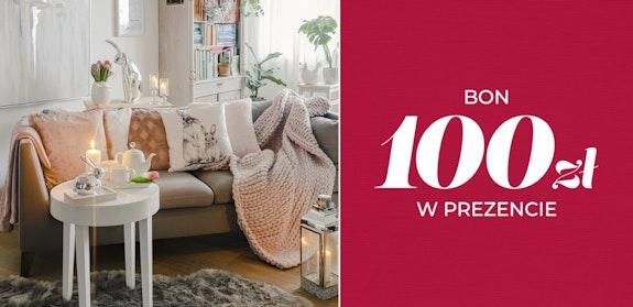 Ulubiona promocja w Home and You! Bon 100 zł gratis