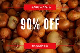 Jak znaleźć cebula deals na Aliexpress?
