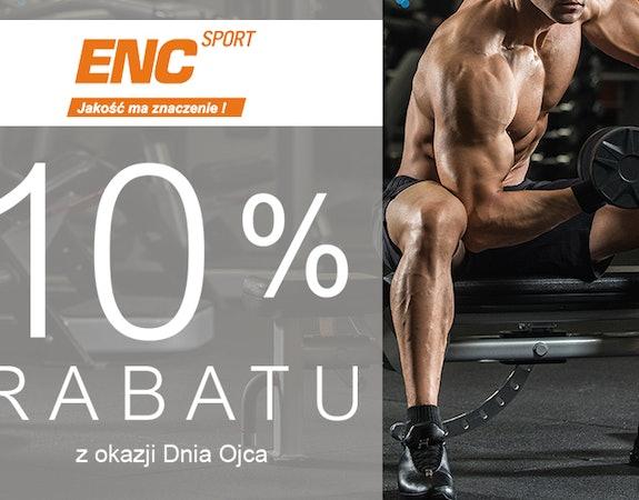10% rabatu na prezenty dla taty w Enc Sport