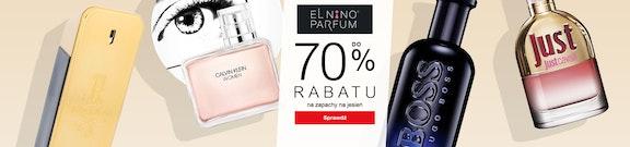 Elnino perfumy na jesień