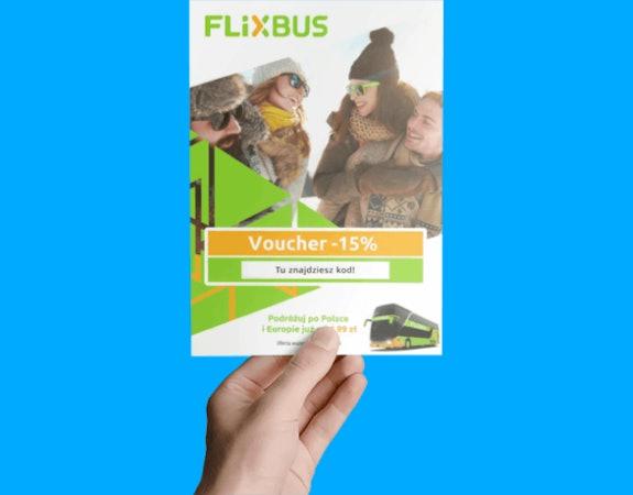 Zrób zakupy w Fiszki.pl i zgarnij kod promocyjny FlixBus