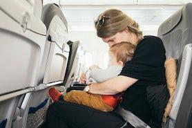 Podróż samolotem z dzieckiem - jak się przygotować