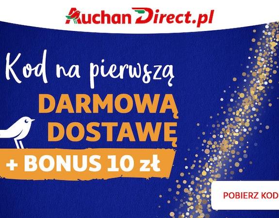 5 powodów, aby zrobić przedświąteczne zakupy w Auchan Direct