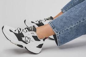 Buty New Balance 608 damskie 70 zł taniej z kodem rabatowym