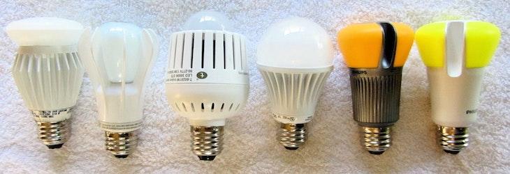 Oświetlenie LED – nie kupuj lampy w ciemno