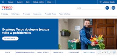 W Tesco zakupy online to już przeszłość! Poznaj inne opcje