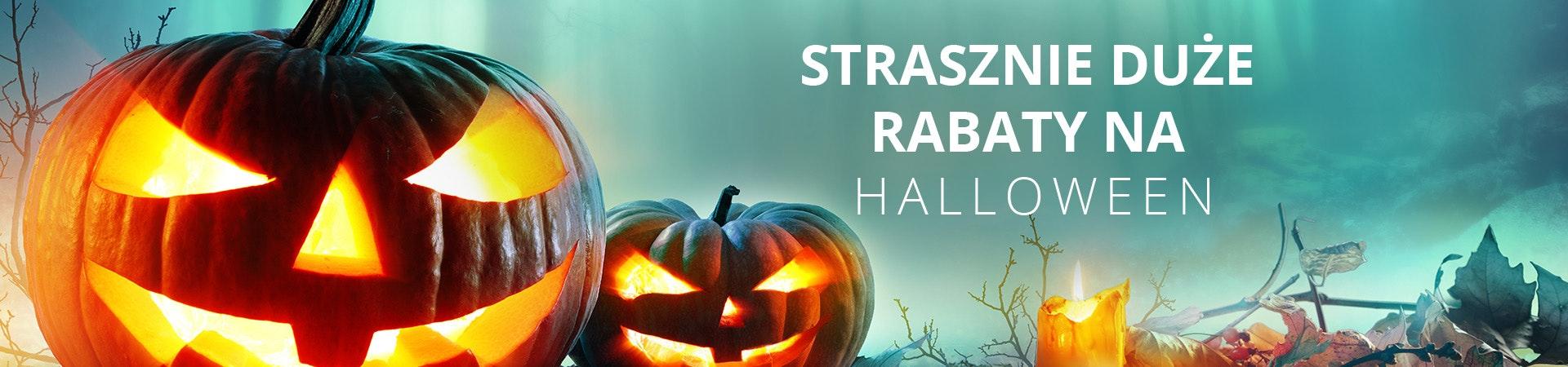 Strasznie duże rabaty na Halloween