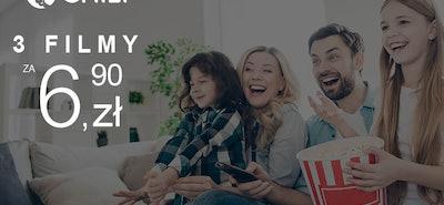 Czas na filmy online! Jesienny kod rabatowy w Chili