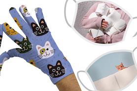 Maseczki i rękawiczki w Koszulkowo 10% taniej